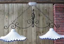 Lampadari in ceramica creazioni armony